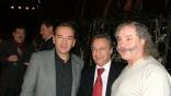 С Геннадием Хазановым и Борисом Каплуном