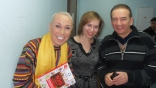 С Александром Песковым