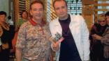 Со Святославом Ещенко