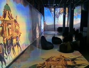 В Казани открылась выставка полотен Сальвадора Дали